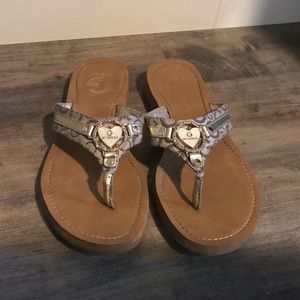 Guess Sandals Size 7.5